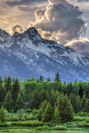 Majestic Grand Teton National Park