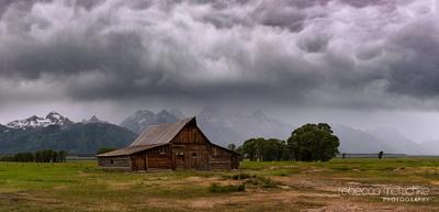 Moulton Barn Grand Teton National Park
