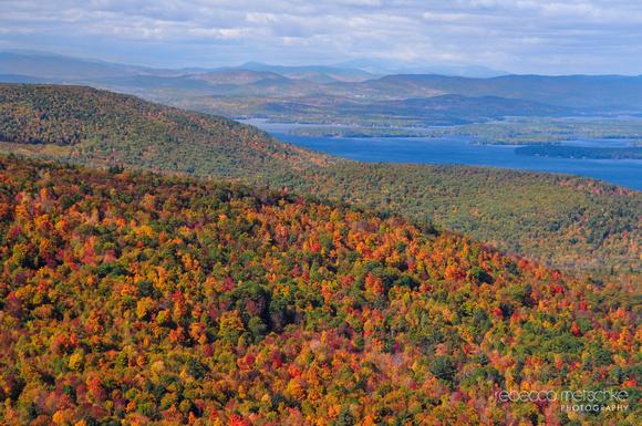 The Big Lake Winnipesaukee New Hampshire
